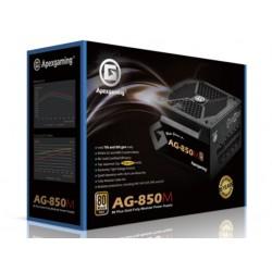 Bloc d'alimentation Apexgaming AG-850M 80 Plus Gold