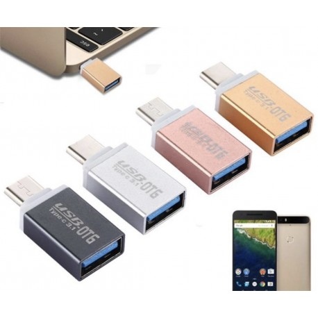 USB-C à USB 3.1 (Adaptateur)