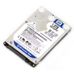 Western Digital 1TB interne 2.5""