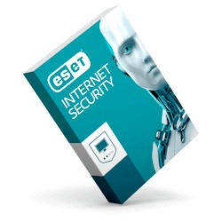 ESET Antivirus 1ANS 3PC (INTERNET SECURITY)