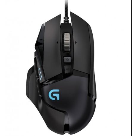 Logitech G502 Proteus SPECTRUM RGB (souris pour le jeu)