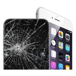 Réparation de Vitre de iPhone 6