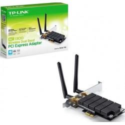 Carte réseau TP-LINK sans fil AC1300 (Archer T6E)