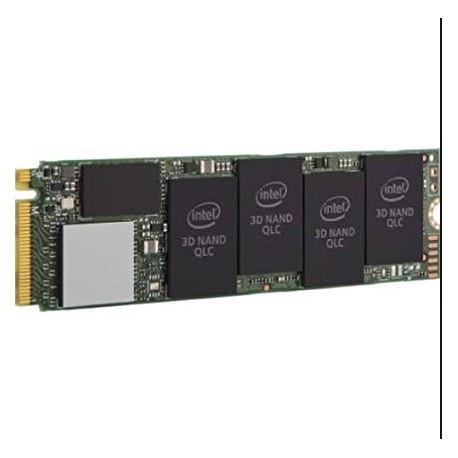 Intel 660p Series 512GB M.2 NVMe