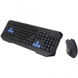 Clavier et Souris ProHT 2.4GHz (Black Friday)