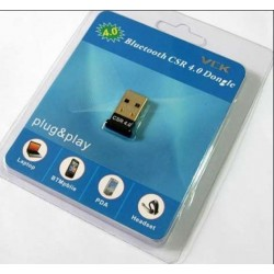 Bluetooth USB Adapteur CSR 4.0 Dongle