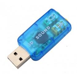 Contrôleur Audio Musique USB Sound