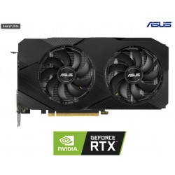 ASUS Dual GeForce RTX 2060 6GB (DUAL-RTX2060-O6G-EVO)
