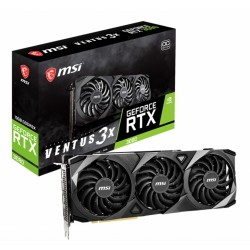 Msi Ventus 3X OC GeForce RTX 3080 10Go GDDR6X