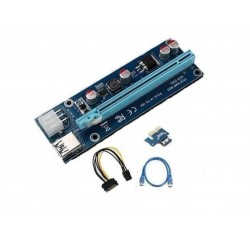 RISER PCIE 1x to 16x