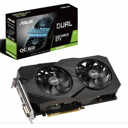Asus Dual Geforce GTX 1660 Super 8Gb GDDR6
