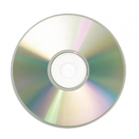 Disques DVD+R Memorex (5 PK)