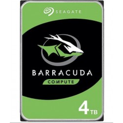 Seagate BarraCuda 4TB 5400 RPM 3.5''