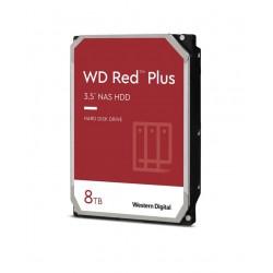 "WD Red™ Plus NAS Hard Drive 8TB 3.5"" Western Digital"