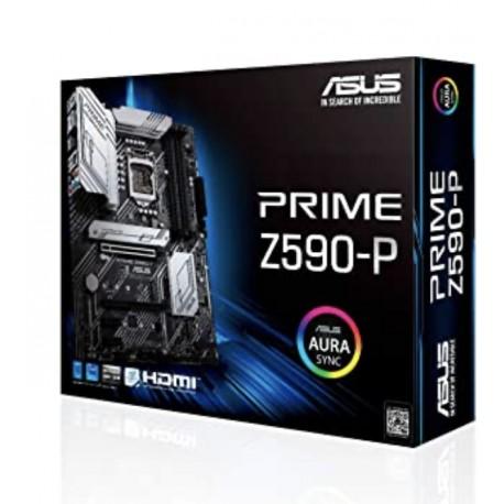Asus Prime Z590-P (LGA 1200)