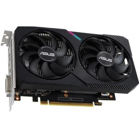 ASUS Dual NVIDIA GeForce GTX 1650 MINI OC Edition