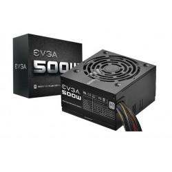 Power Supply EVGA 500W 80 Plus