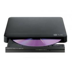Lecteur/graveur DVD slim 8x externe de LG
