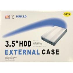 Boitier externe pour disque dur 3,5''