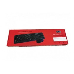 Clavier et Souris USB Luxor KMC-06