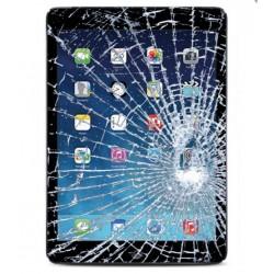 Réparation de Vitre brisé iPad 6e Gen.