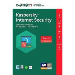 Kaspersky Internet Security (3 appareils)